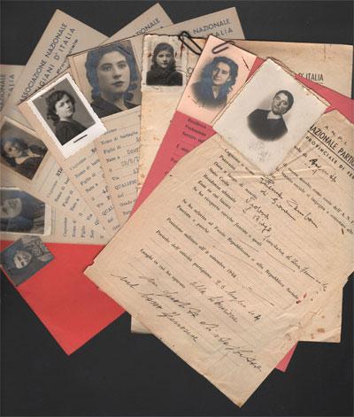 Partigiane. Fotografie e documenti dagli archivi del Museo del Risorgimento