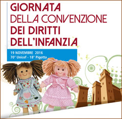 Giornata della convenzione dei diritti dell'infanzia