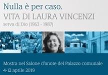 Mostra Laura Vincenzi - locandina